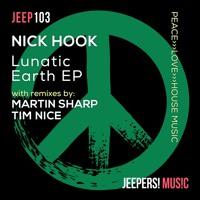 NICK HOOK - Asylum Earth - Tim Nice Remix - Edit