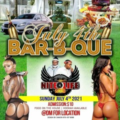 ORVILLE BBQ JULY 4TH