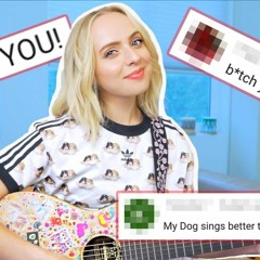 I Wrote A Song Using Only Hate Comments 2 - Madilyn Bailey