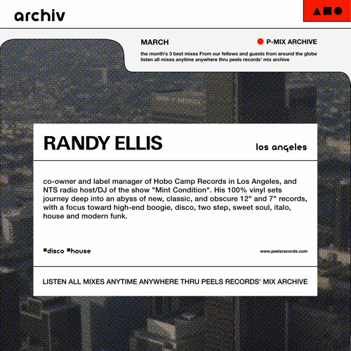 [PARCHIV0321] #03 Randy Ellis - Los Angeles