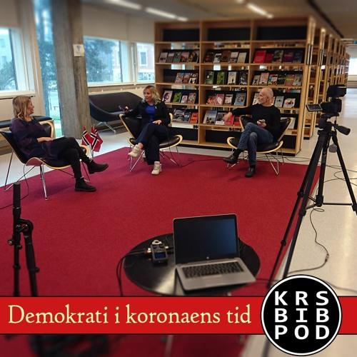 #66 - Mira Svartnes Thorsen og Dagfinn Haarr: Demokrati i koronaens tid