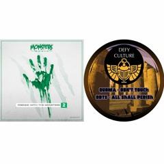 🎵 All Shall Burnish (The Maker & Die By The Sword   LiQuid Flav Rave DJ Mashup)
