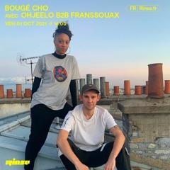 Bougé Cho avec Ohjeelo b2b Franssouax - 1er Octobre 2021