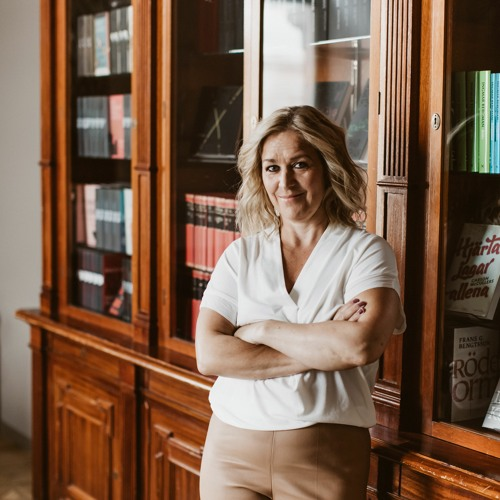 Om disruption i mediebranschen med Rebecka Edgren Alden
