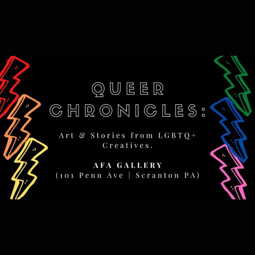 Queer Chronicles: Art & Stories from LGBTQ+ Creatives