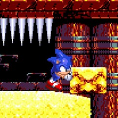 Sandopolis Zone Act 1 V3 - Sonic 3 and Knuckles Remastered