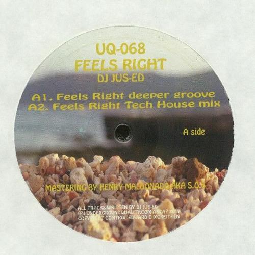 UQ-068 Feels Right