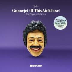 Spiller feat. Sophie Ellis-Bextor 'Groovejet (Purple Disco Machine & Lorenz Rhode Mix)' Out - 05.11