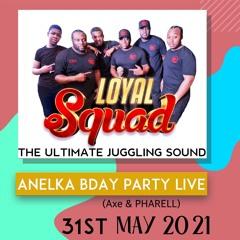ANELKA BIRTHDAY PARTY LIVE AUDIO AXE AND PHARRELL