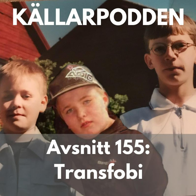 Avsnitt 155: Transfobi