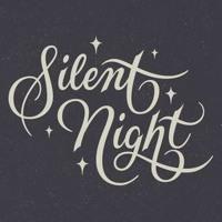 Silen Night Cover