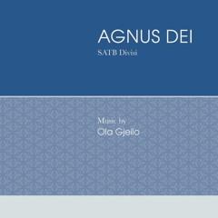 Tallgrass Chamber Choir: AGNUS DEI
