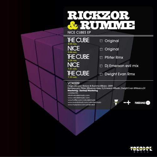 The Cube (Pfirter Remix)
