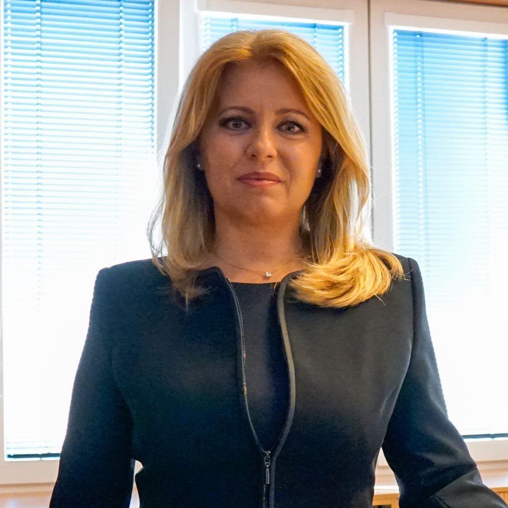 Zuzana Čaputová - Mali by sme konať tak, ako sme to žiadali od svojich politických oponentov