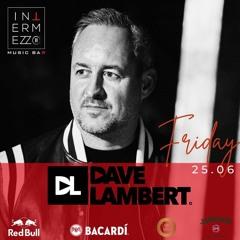 DAVE LAMBERT Intermezzo Skopje Macedonia 25-6-2021