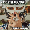 Download Rihanna x Pop Smoke x Unknown T x Kwengface - Don't Stop The Music (Drill Mix).mp3 Mp3