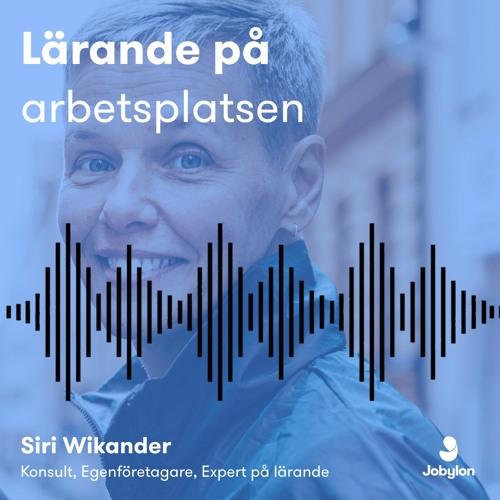 #HREatspodden avsnitt 3 - Siri Wikander