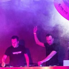 Caspar b2b Don Cabron Live recorded dj set La Rocca DHB label showcase 18-09-21 (Belgium)