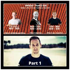Mr. Trancetive - Live @ Kingsday Trance Raid - Part 1 [Big Room Trance]