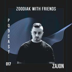 Zoodiak With Friends - 017 ZAJON