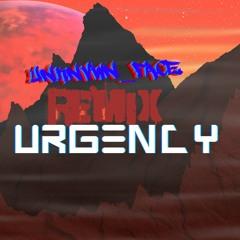 Lizzy Choppe - Urgency (Unknvwn_Face remix)