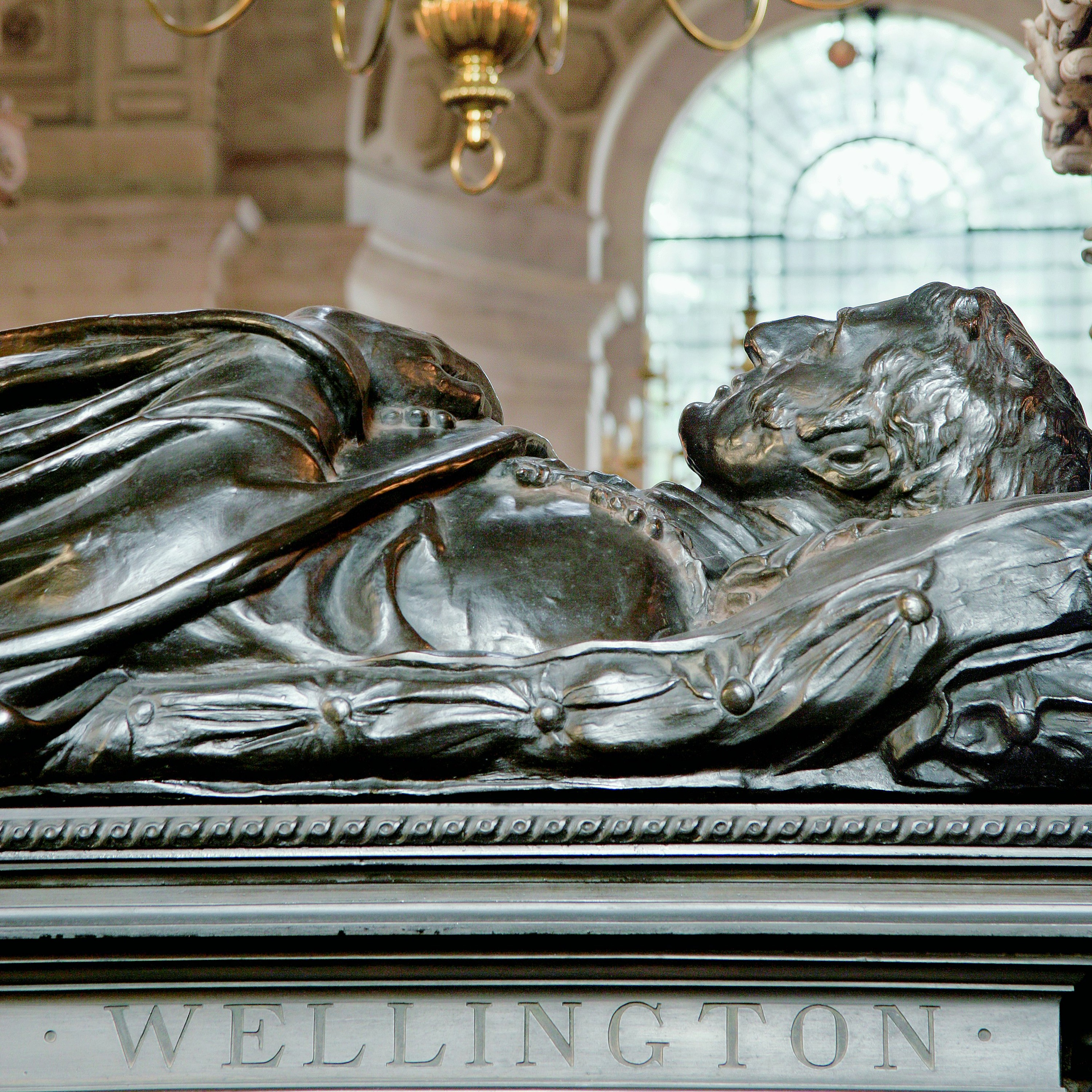 Stories from St Pauls: Wellington and Nelson - Military Masters