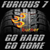 Go Hard or Go Home [Workout Fitness Remix] (From The Fast & Furious 7 Movie Soundtrack)