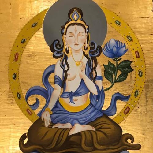 Meditación guiada con Mantra de Tara- 5 aspectos. Guided Meditation with Tara Mantra. 5 aspects