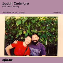 Justin Cudmore with Jason Kendig  - 18 January 2021