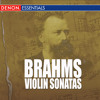 Violin Sonata No. 3 In D Minor, Op. 108 - Allegro All Breve