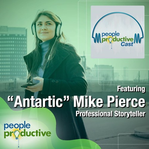 """""""Antartic"""" Mike Pierce: The Greatest Leadership Feat of All Time."""