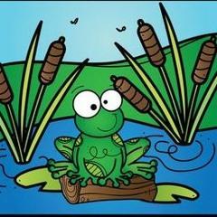 WijjY - A Frog, On A Log, In A Bog, Listening To Brown Prog