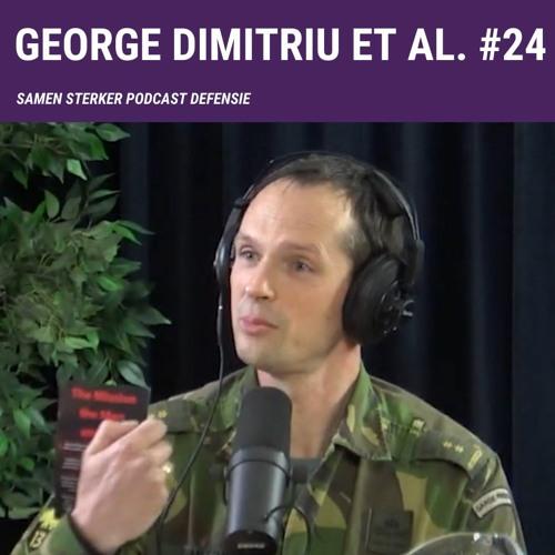 George Dimitriu et al. #24: leiding geven vanuit angst of vertrouwen?