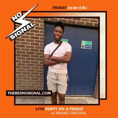 #PartyOnAFriday - The #NS10v10 FINALE After Party *Live Audio* - @KwamzOriginal