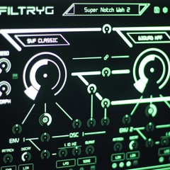 Filtryg Demo - Spectral Drone