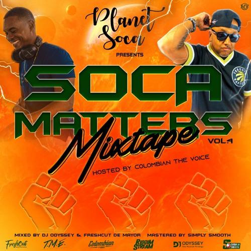 """Planet Soca: """"Soca Matters"""" (Vol. 4)"""
