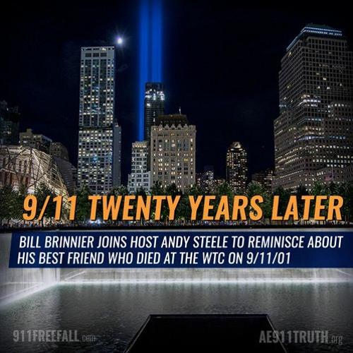 Bill Brinnier on 9/11, Twenty Years Later