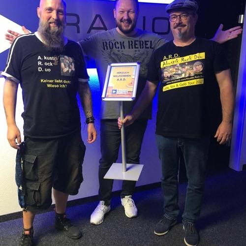 Radio Cottbus Interview  A.R.D.