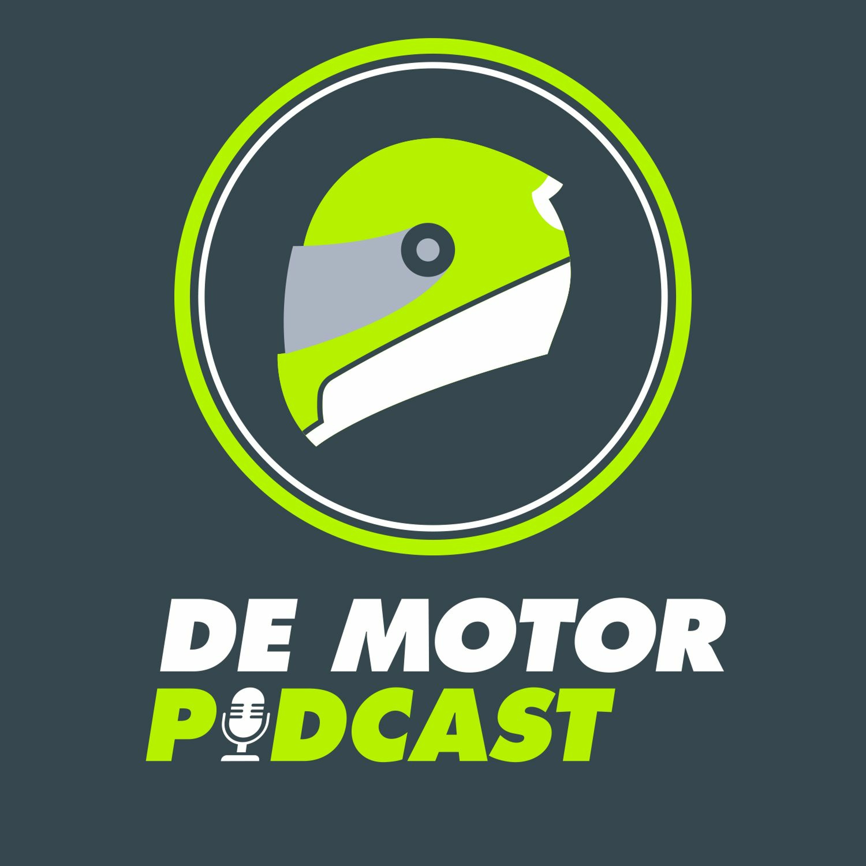 Dit is de trailer van De Motor Podcast