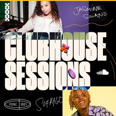 First on SoundCloud Clubhouse Session, with SoFaygo