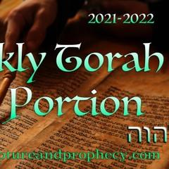 Torah Portion - Week 3 - Lech Lecha (Go Forth): Genesis 12–17 - The Call of Abram