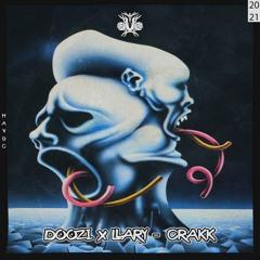 DOOZI X LLARY - Crakk