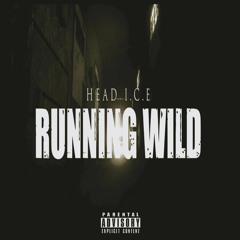 ''Running Wild''  Head Ice  (2021)