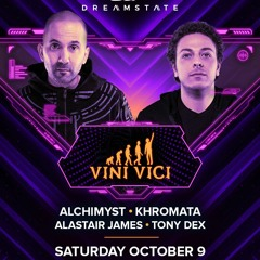 Dreamstate Presents Vini Vici @ Midway Alastair James Set