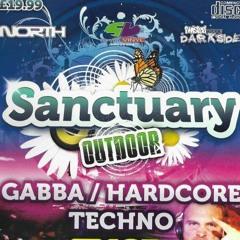 Dj Producer - Slammin Vinyl - Sanctuary Outdoor - 2010
