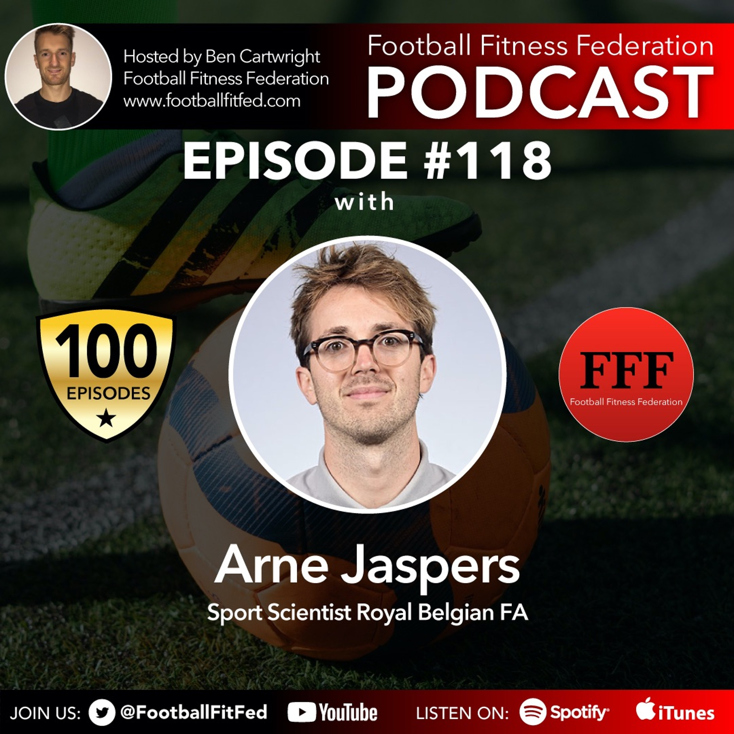 """#118 """"Evidence Based Practice Or Practice Based Evidence?' With Arne Jaspers"""