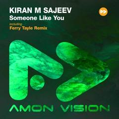Kiran M Sajeev - Someone Like You (Ferry Tayle Remix)