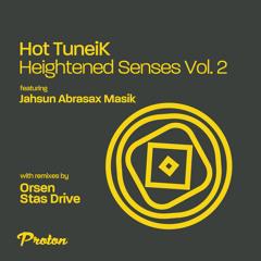 Premiere: Hot TuneiK - Awake ft. Amega (Orsen Remix) [Proton Music]