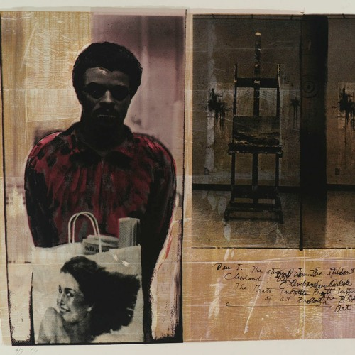 Michael Rothenstein The Shooting of George Wallace