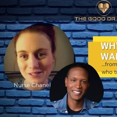 Health Mastery Café Ep. 37:  Nurse Chanel Stephens Why you don't want COVID 2